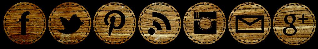 wood logos